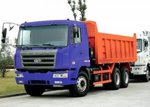 Китайские грузовики самосвалы